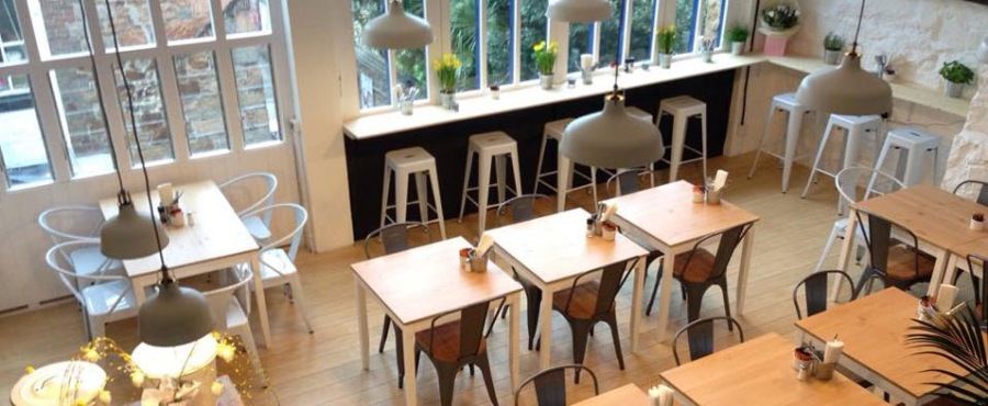 review: DL's Deli & Cafe @ The HarbourGallery